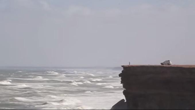 ケパアセロ 西サハラ アフリカ ロードトリップ