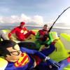 南太平洋ソロモン諸島にスーパーヒーローたちが大集結:マッド・ヒューイズ