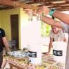 フィジーで行われたクリーンウォータープロジェクト