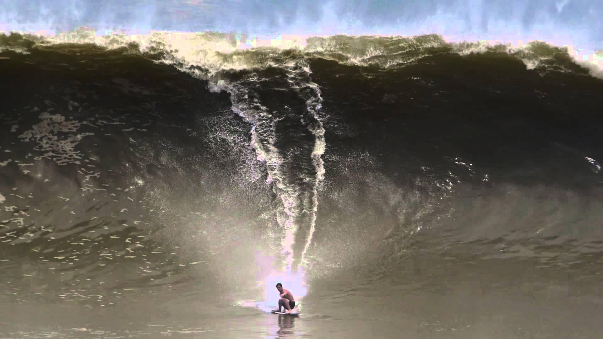 スキムボードサーフィンで過去最悪のワイプアウト