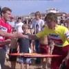 2004年度クイックシルバー・プロ・フランスでのアンディvsブルースのアイアンズ兄弟ファイナル