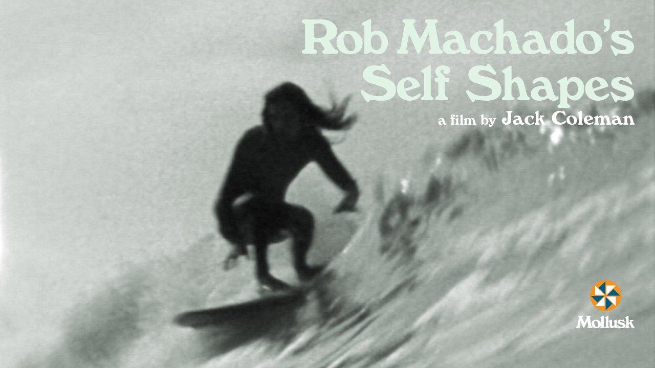 セルフシェイプしたボードでフリーサーフ:ロブ・マチャド
