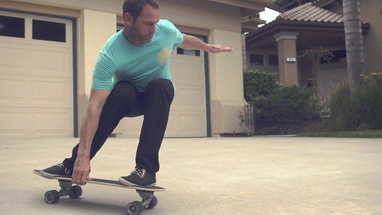 テイラー・ノックスから学ぶスケート(カーバー)を生かした体勢作り