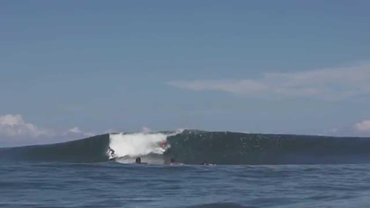 3名のWCTサーファーによるスンバワ島トリップ パート2:グレン・ホール