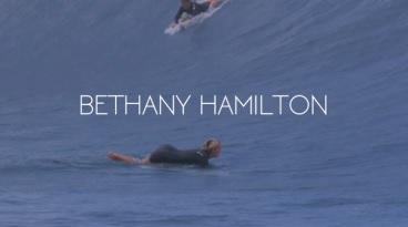 Bethany Hamilton Teahupoo