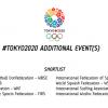 2020年東京五輪の追加種目の最終選考に進むサーフィン