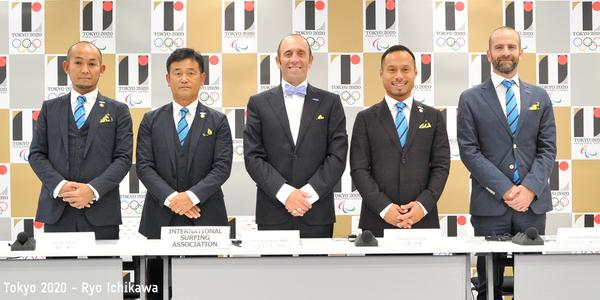 tokyo 2020 ISA