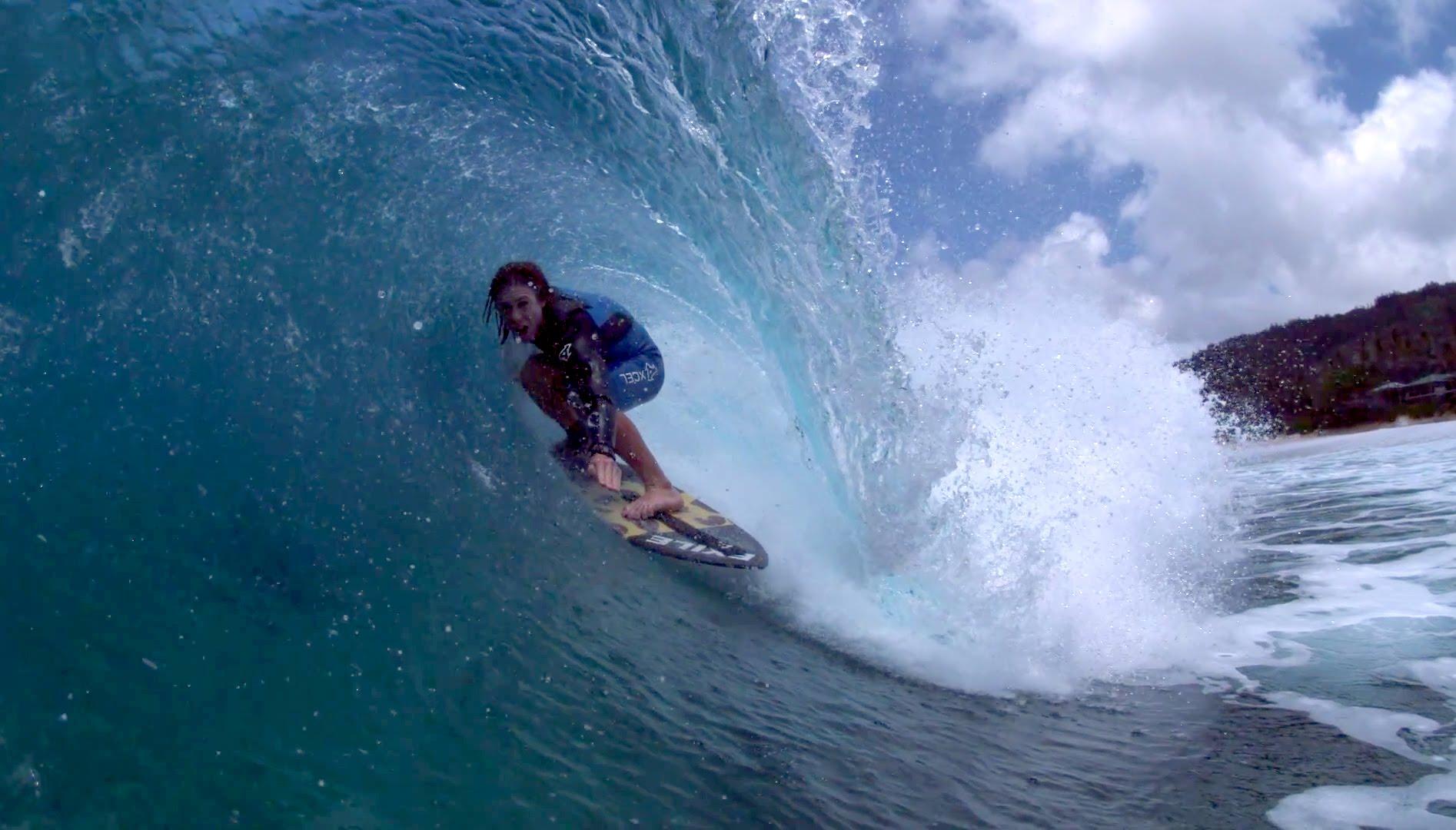 JOB以外の挑戦者登場のボードトランスファー@ハワイ:ブラッド・ドンキー