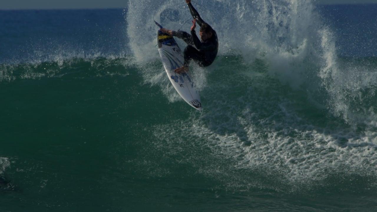 レールサーフィンが冴えるローワーズなど南カリフォルニア映像:テイラー・ノックス