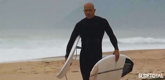 ケリー・スレーター ポルトガル