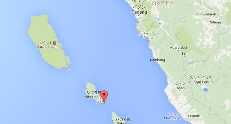 シプラ メンタワイ インドネシア