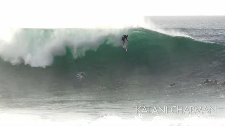 ハワイ オアフ島 ノースショア パイプライン