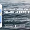 オーストラリア国内でサメの目撃情報をチェックできるアプリ「Dorsal」