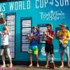 2015年度トリプルクラウン第二戦「バンズ・ワールド・カップ」:最終日ハイライト