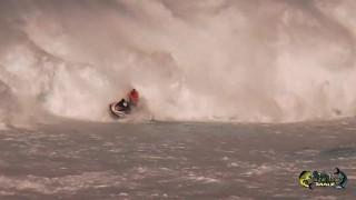 ジェットスキー マウイ島 ジョーズ ハワイ
