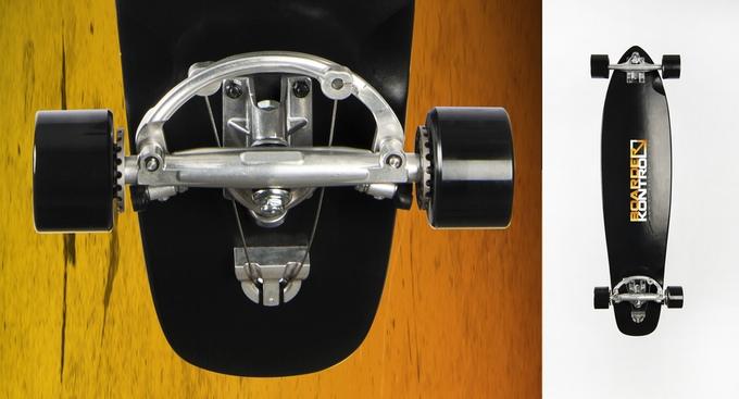 Boarder Kontrol ボーダーコントロール スケートボード