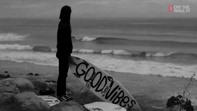 昨年2015年に撮影された黒人サーファー/マイケル・フェブラリーのフリーサーフ動画