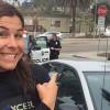 女性サーファーが鉄拳制裁で車上荒らしを逮捕@ベンチュラ
