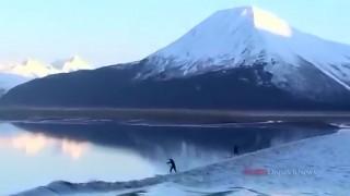 アラスカ 潮津波 海嘯
