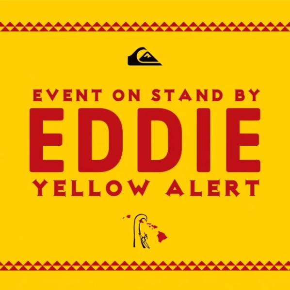2015~2016 Eddie event yellow alert