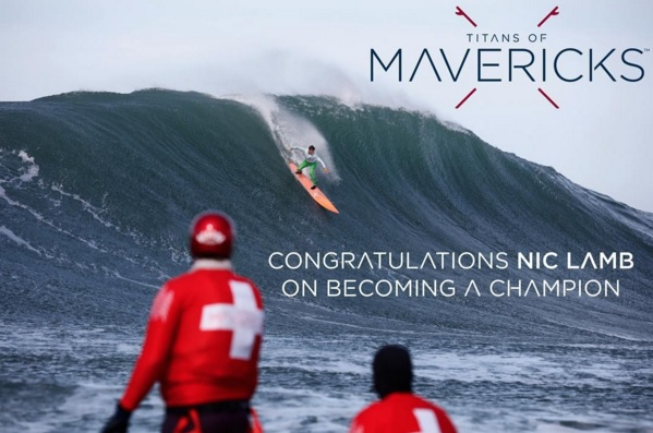 photo:Titans of Mavericks