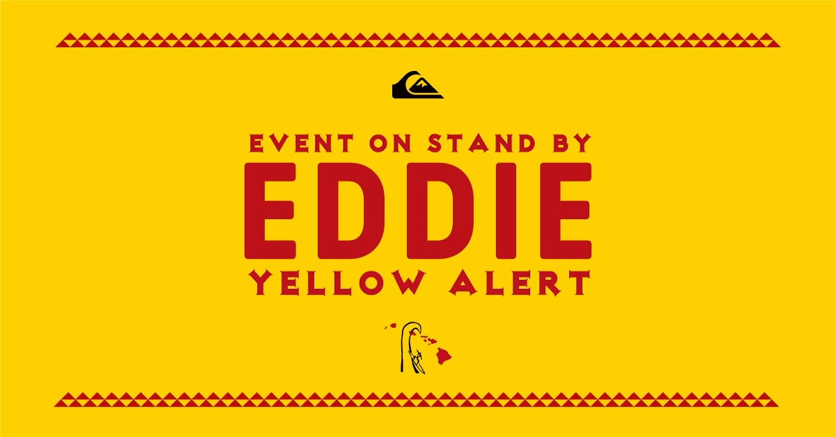 Eddie Yellow Alert