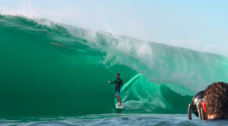 Parko at secret slab