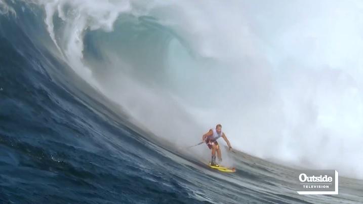 Surf Ski Jaws Maui