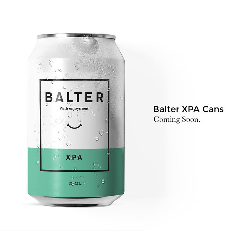photo:BALTER BREWING COMPANY
