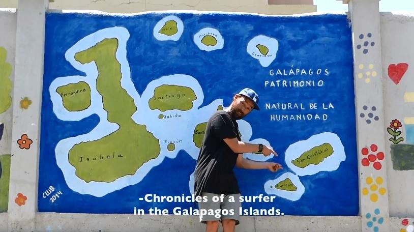 Kepa Acero Galapagos
