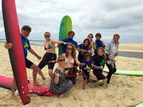 photo:Vegan Surf Camp