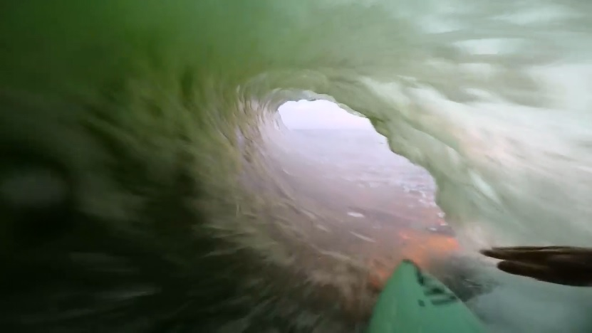 GoPro Barrel Skelton Bay