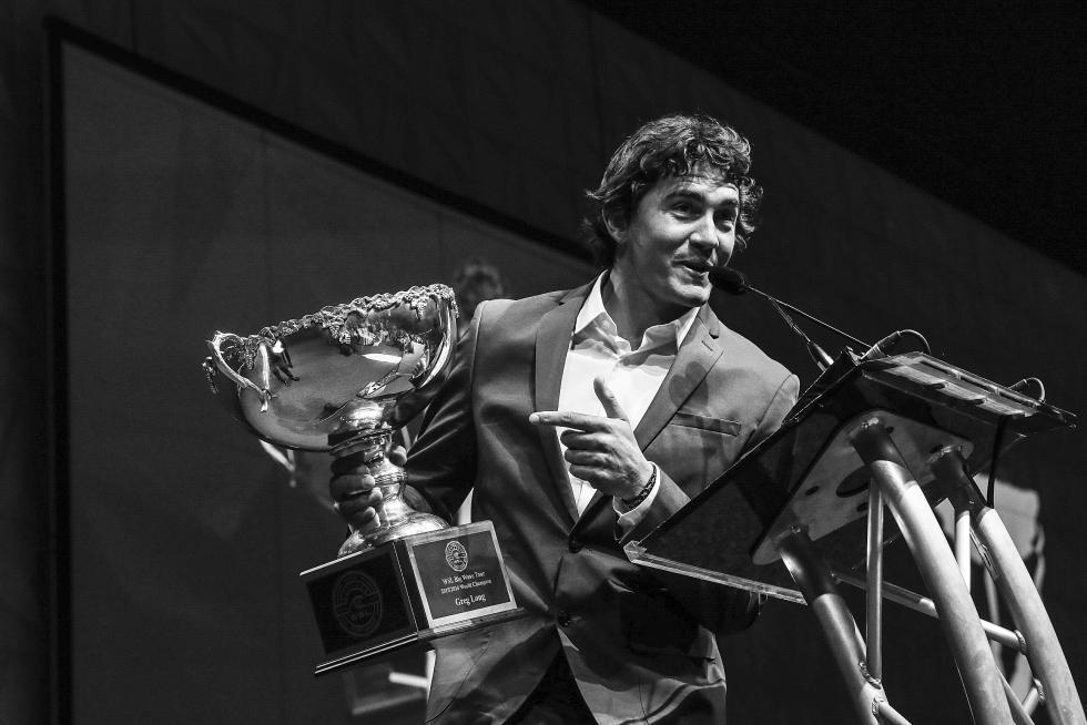 2015/2016年BWTチャンピオンのグレッグ・ロング photo:WSL