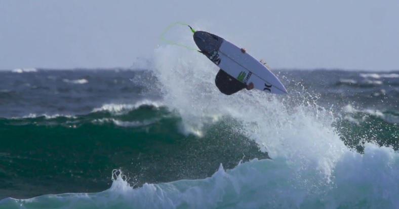 John John Florence inverted air reverse WA