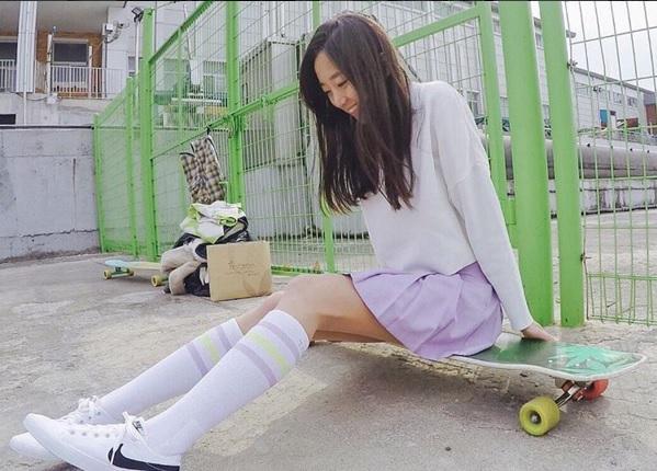 via Ko Hyojoo's Instagram