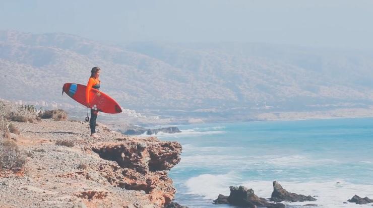 Lee-Ann Curren Morocco