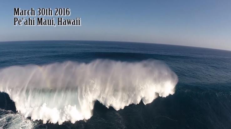 Maui Jaws 2015-2016 last sesh