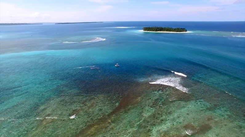 Mentawai from above