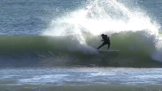 Dane Reynolds power hack