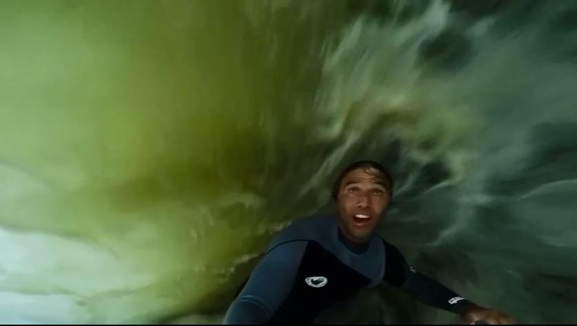 スケルトンベイのバレル映像でアンソニー・ウォルシュが「GoPro of the World IV」受賞