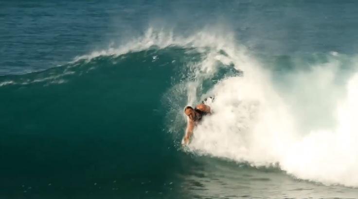 Bodysurf Keith Malloy