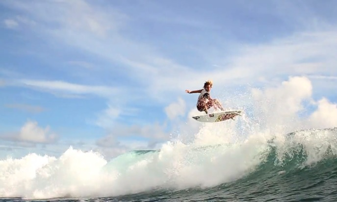 Harry Timson Lakey Peak Sumbawa