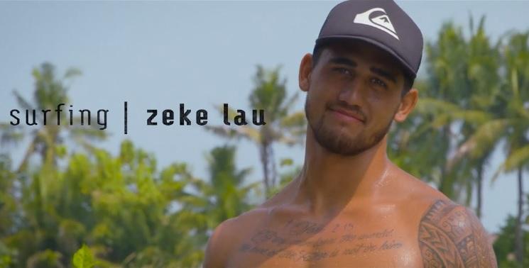 Zeke Lau Bali
