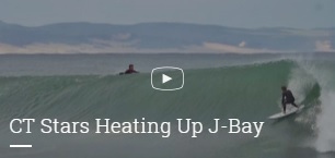 2016 J-Bay Open warming up sesh