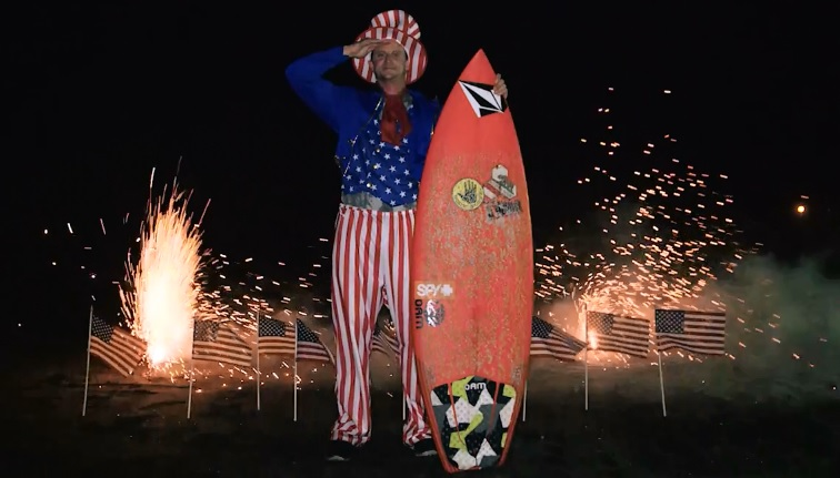 Alex Gray Independence Day