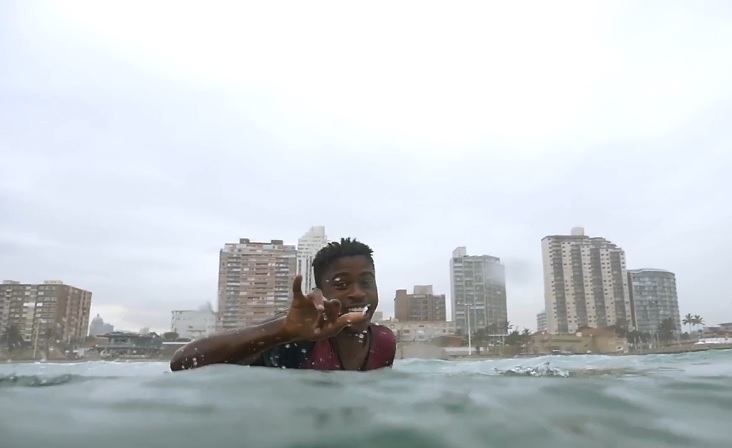 Ntando Msibi Surfers Not Street Children