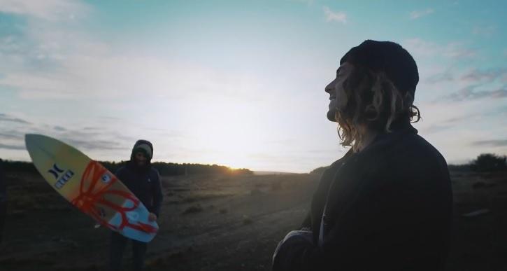 ロブとクレイグが出演するテイラー・スティール監督の新作メイキング映像2