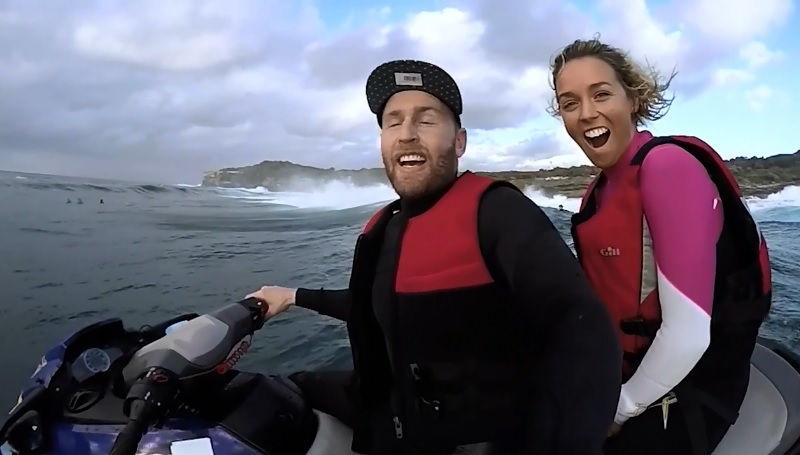 Sally Fitzgibbons Cape Fear