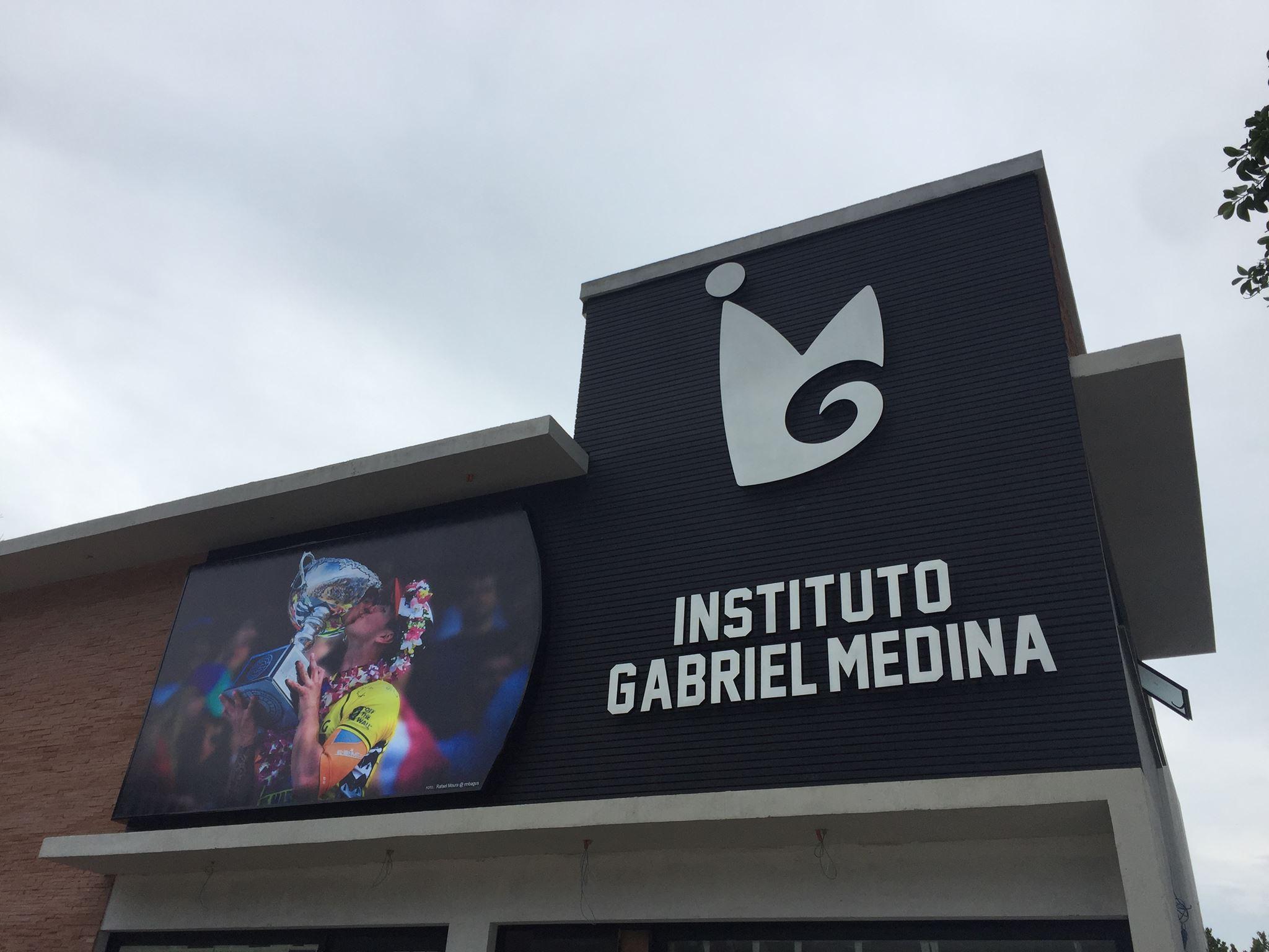 ガブリエル・メディナが地元マレシアスでキッズ向けトレーニング施設をオープン