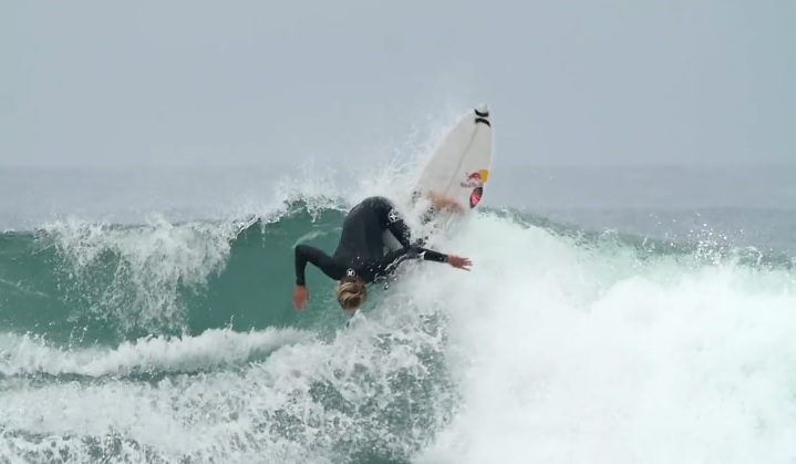 カノアに続く南カリフォルニア発WCTサーファーになると期待されるジェイク・マーシャル